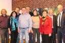 CDU-und FDP- Kreistagsfraktionen informieren sich über aktuelle Flüchtlingshilfe im Kreis Kleve