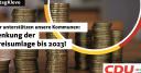 Haushaltsrede zum Doppelhaushalt 2021/2022